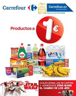 Ofertas de Hiper-Supermercados  en el folleto de Carrefour en Salamanca