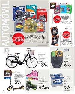 Ofertas de Bicicletas  en el folleto de Carrefour en Puerto de Sagunto