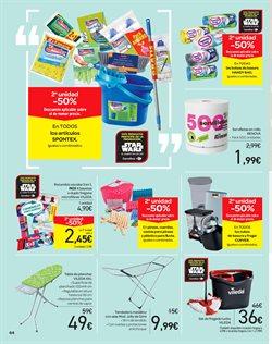 Ofertas de Tabla de planchar  en el folleto de Carrefour en Madrid