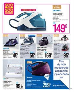 Ofertas de Máquina de coser  en el folleto de Carrefour en Cádiz