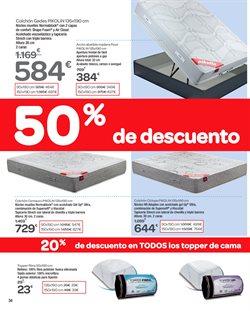 Ofertas de Pikolin  en el folleto de Carrefour en Sanlúcar de Barrameda