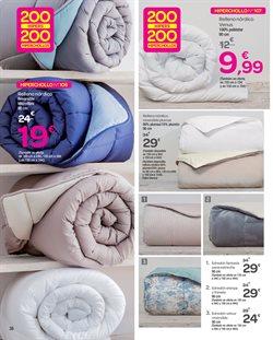 Ofertas de Relleno nórdico  en el folleto de Carrefour en Madrid