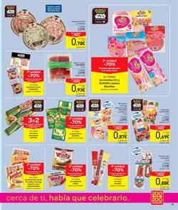 Ofertas de Jamón  en el folleto de Carrefour en Córdoba