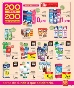 Ofertas de Leche  en el folleto de Carrefour en Collado Villalba
