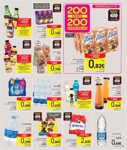 Ofertas de Agua  en el folleto de Carrefour en Sanlúcar de Barrameda