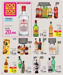 Ofertas de Whisky  en el folleto de Carrefour en Sanlúcar de Barrameda