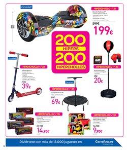 Ofertas de Piscinas  en el folleto de Carrefour en Madrid
