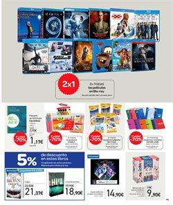 Ofertas de Paquete de papel  en el folleto de Carrefour en Madrid