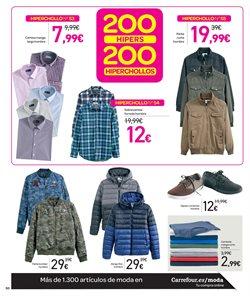 Ofertas de Camisa  en el folleto de Carrefour en Madrid