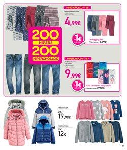 Ofertas de Ropa infantil  en el folleto de Carrefour en Madrid