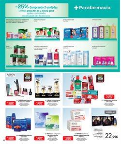 Ofertas de Gillette  en el folleto de Carrefour en Las Palmas de Gran Canaria