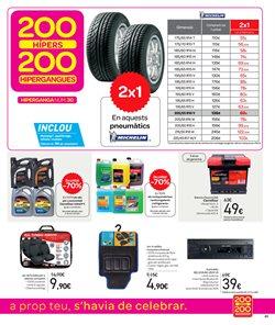Ofertas de Batería de coche  en el folleto de Carrefour en Lleida