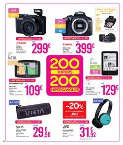 Ofertas de Gps  en el folleto de Carrefour en Barcelona