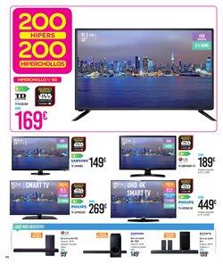 Ofertas de Televisores  en el folleto de Carrefour en Cartagena
