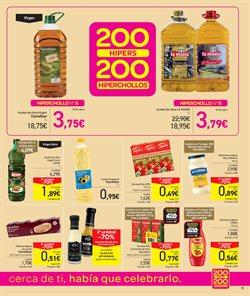 Ofertas de Salsas  en el folleto de Carrefour en Oviedo