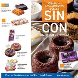 Ofertas de Bizcocho  en el folleto de Carrefour en Barcelona