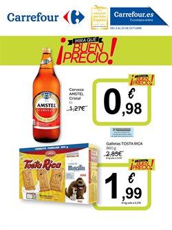 Ofertas de Hiper-Supermercados  en el folleto de Carrefour en Cartagena