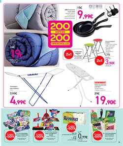 Ofertas de Pañuelos de papel  en el folleto de Carrefour en Madrid
