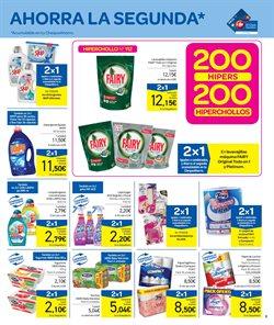 Ofertas de Limpiadores  en el folleto de Carrefour en Madrid