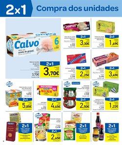 Ofertas de Comida mexicana  en el folleto de Carrefour en Zaragoza
