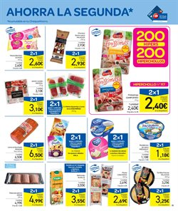 Ofertas de Pizza  en el folleto de Carrefour en Madrid