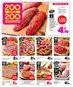 Ofertas de Carne de cerdo  en el folleto de Carrefour en Madrid