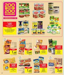 Ofertas de Snacks  en el folleto de Carrefour en Madrid