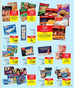 Ofertas de Helados  en el folleto de Carrefour en Zaragoza