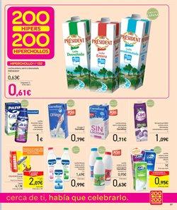 Ofertas de Milsani  en el folleto de Carrefour en Madrid