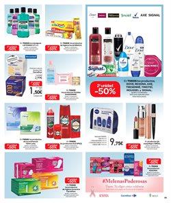 Ofertas de Cosmética  en el folleto de Carrefour en Madrid