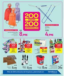 Ofertas de Tendedero  en el folleto de Carrefour en Madrid