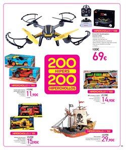 Ofertas de Scalextric  en el folleto de Carrefour en Madrid