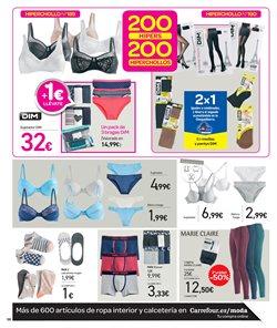 Ofertas de Bikinis  en el folleto de Carrefour en Zaragoza