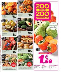 Ofertas de Patatas  en el folleto de Carrefour en A Coruña