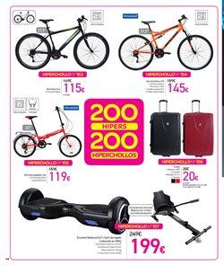 Ofertas de Bicicletas  en el folleto de Carrefour en A Coruña