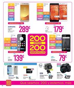 Ofertas de Smartphones  en el folleto de Carrefour en Vigo