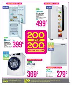 Ofertas de Lavadoras  en el folleto de Carrefour en A Coruña