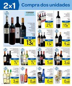 Ofertas de Vino  en el folleto de Carrefour en Valencia
