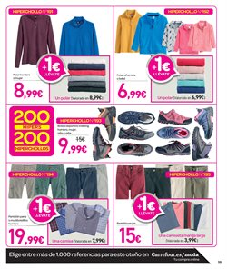 Ofertas de Pantalones mujer  en el folleto de Carrefour en Mérida