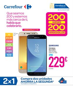 Ofertas de Carrefour  en el folleto de Cocentaina
