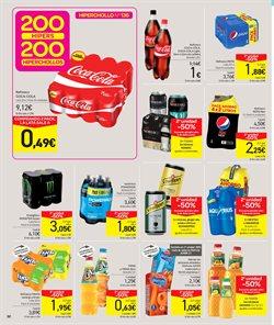 Ofertas de Zumo de naranja  en el folleto de Carrefour en Huelva