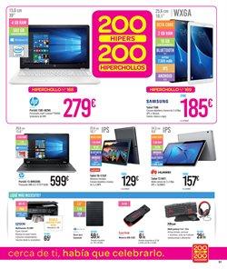 Ofertas de Ordenador portátil  en el folleto de Carrefour en Málaga