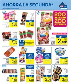Ofertas de Pizza  en el folleto de Carrefour en Bilbao
