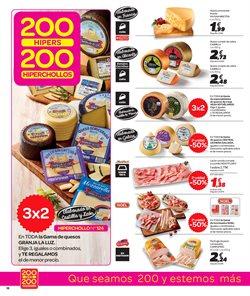 Ofertas de Queso  en el folleto de Carrefour en Bilbao