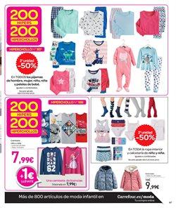 Ofertas de Ropa interior  en el folleto de Carrefour en Bilbao