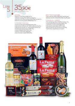 Ofertas de Ibéritos  en el folleto de Carrefour en Granada