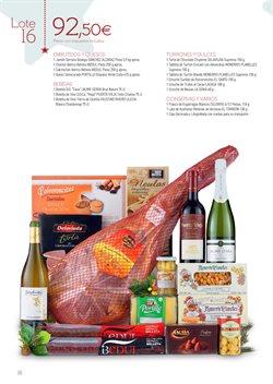 Ofertas de Sánchez Alcaraz  en el folleto de Carrefour en Murcia