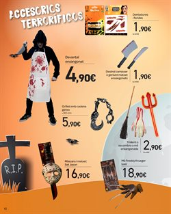 Ofertas de Delantal  en el folleto de Carrefour en Lleida