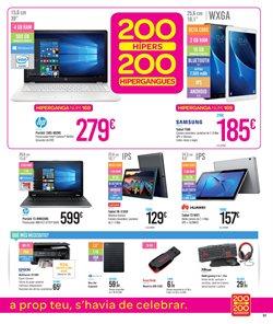 Ofertas de Ordenador portátil  en el folleto de Carrefour en Barcelona