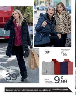 Ofertas de Abrigos  en el folleto de Carrefour en Madrid